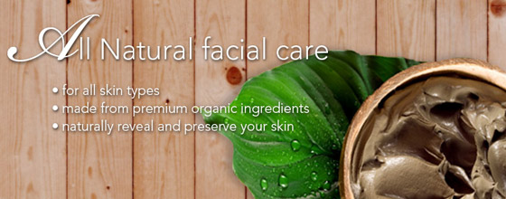 all natural facial care